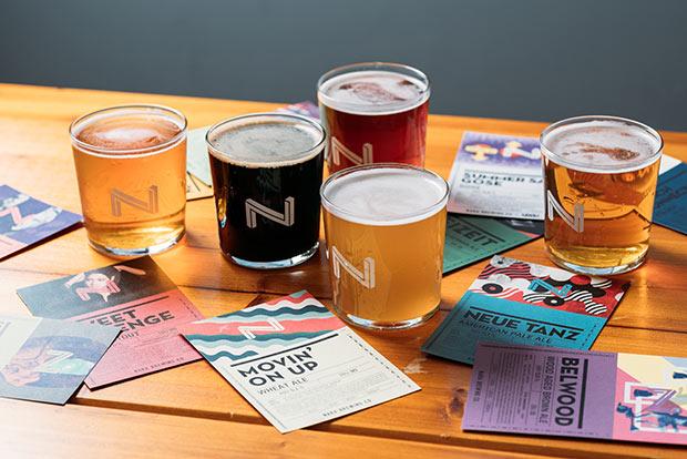 奈良醸造の個性豊かなビール。