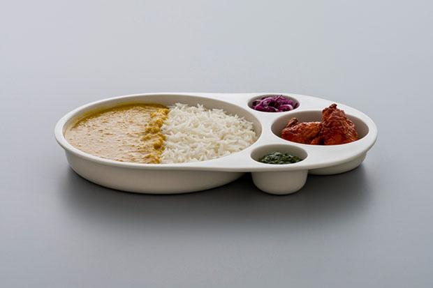 角田陽太さんの〈Curry Circle〉。