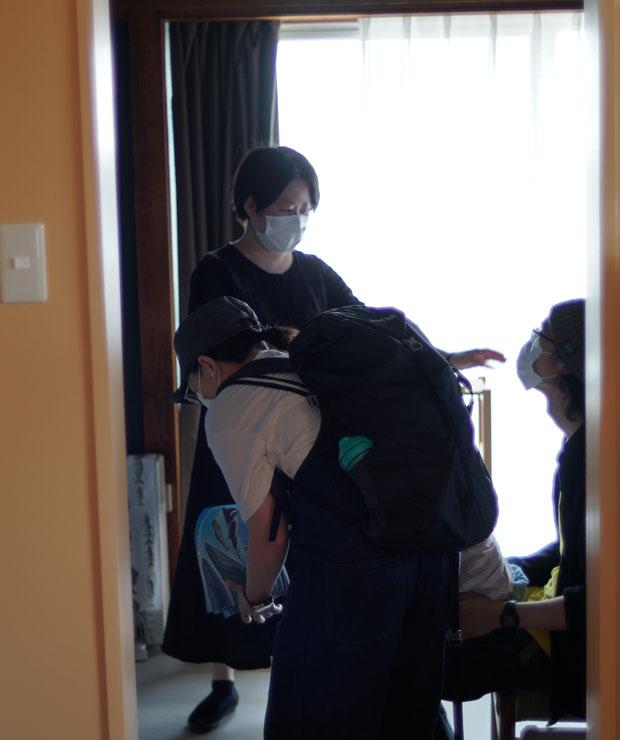 〈藤棚デパートメント〉の斎藤真菜さんは、自身の本屋〈Arcade Books〉として参加。