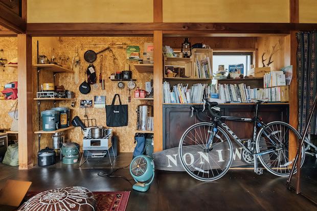 青木さん夫婦はキャンプだけでなくサイクリングや登山など、さまざまなアクティビティにも挑戦。ときがわ町に来てからアウトドアの守備範囲も広がった。