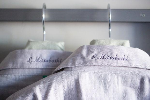 ブランドサイトでは宿泊時におそろいの刺繍入りパジャマを用意してくれる「おそろいPAJAMAプラン」も受付中。