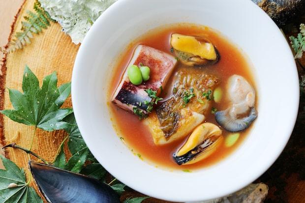 以前より生産者・料理人とともに地元食材・食文化に丁寧にアプローチしてきた〈Reborn-Art Festival〉。