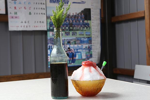 いちご味のかき氷に酢醤油の衝撃。 山形県山辺町の「すだまり氷」を知ってる?
