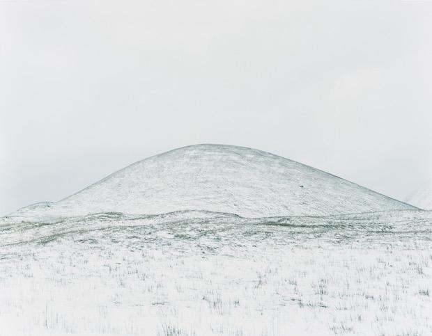 冬の阿蘇を撮った川内さんの写真