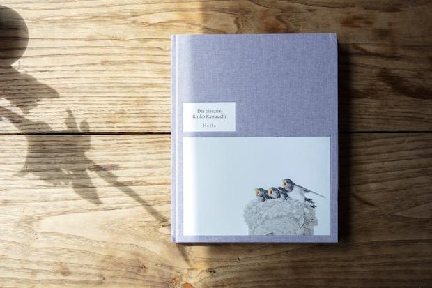 最新刊『Des oiseaux(On birds)』。