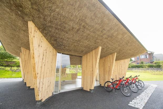 〈サイクリングセンター〉