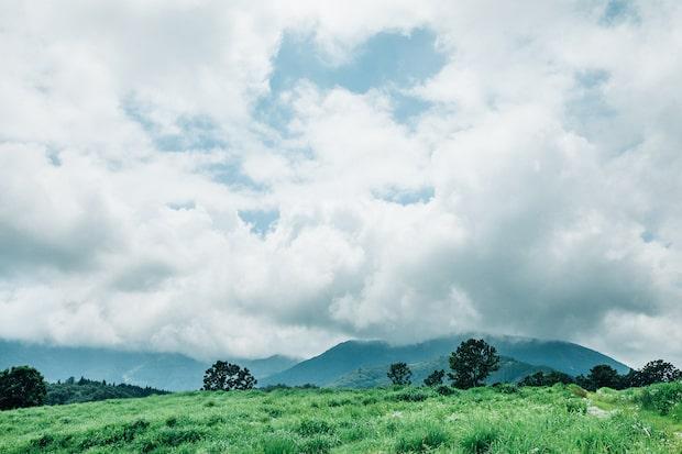 美しき蒜山高原