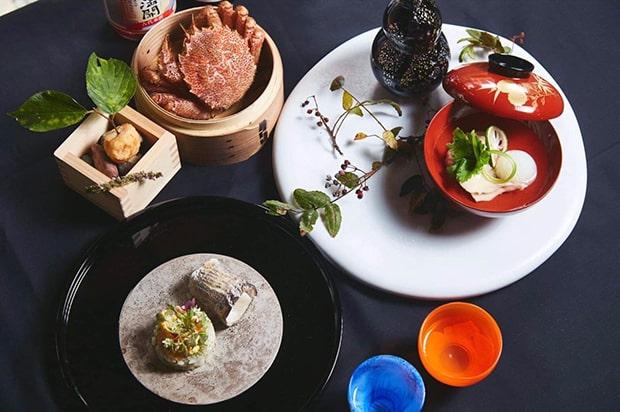 〈hamadaya LABO〉は、魚津市にある地方創作料理の店。