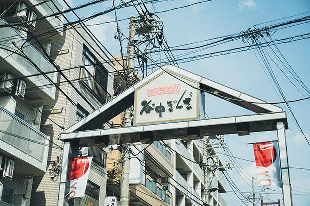 谷中銀座商店街は、昭和20年頃、戦災を受けてこの地に移ってきた商店や職人により自然発生的に誕生。平成に入って、「谷根千(やねせん)」(谷中・根津・千駄木)に注目が集まると、東京の散策スポットとしても人気に。全国、海外からも風情を求める人が訪れる。