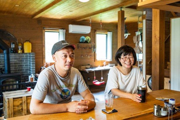 山ノ口翔太さんとかなふさん。