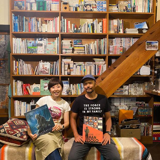 田山くんのブックイベントで出合った本が、HOMEMAKERSの本棚に加わりました。